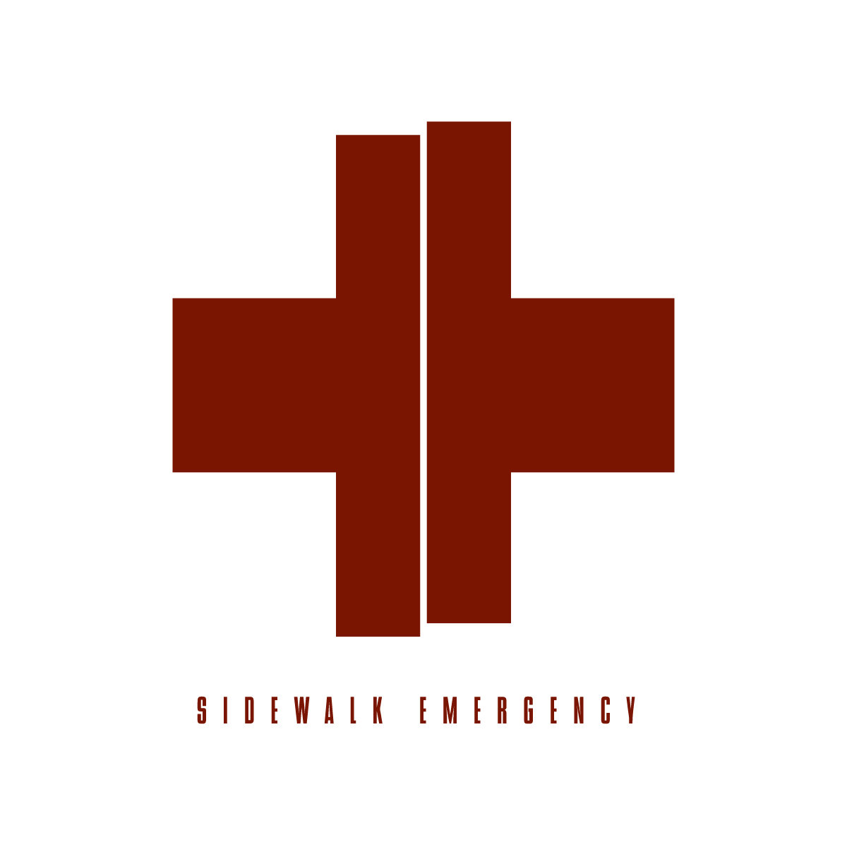 sidewalk emergency logo