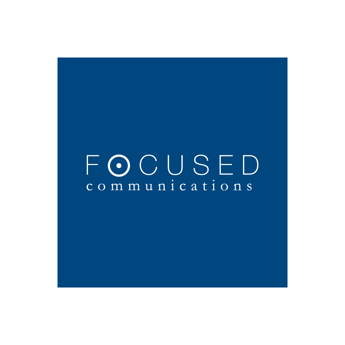 focused communications logo
